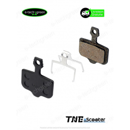 BRAKE PAD GENUINE TNE /...