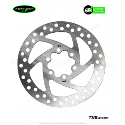BRAKE DISC TNE D140 ORIGIN Q4 V3 / V4