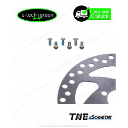 SET OF 6 TNE / FLJ BRAKE...