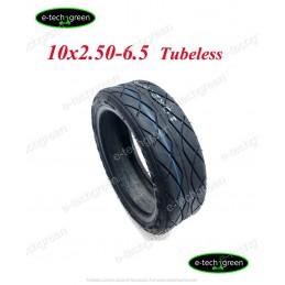 TIRE 10X2.50-6.5 TUBELESS