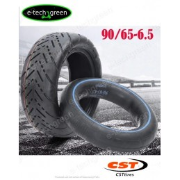 TIRE 90/65 / 6.5 ROAD WITH...