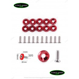 COLOR WASHERS KIT WITH SCREWS