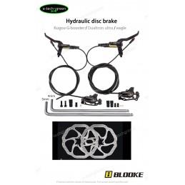 B-BLOOKE HYDRAULIC DISC...