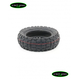 TIRE 80 / 60-6 / 10X3.00 OFF ROAD TUBELESS