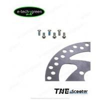 TNE brake disc screw