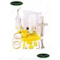 hydraulic brake bleeding kit