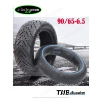 TIRE AND AIR CHAMBER